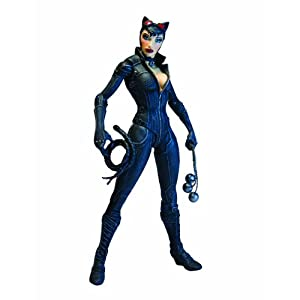 DC Direct Batman: Arkham City Series 2: Catwoman Action Figure