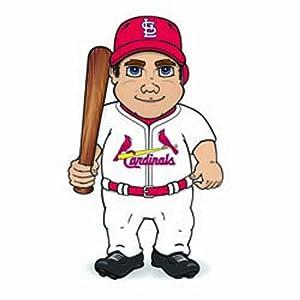 St. Louis Cardinals Dancing Musical Baseball Player by Caseys