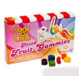 Candy Crush Saga Mixed Fruit Gummies Box 3.5oz (99g) x1