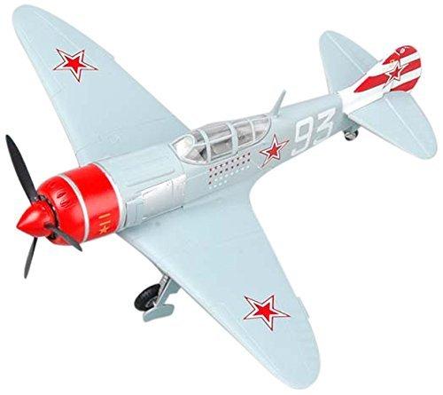 """Easy Model LA-7 """"White 23"""" Capt. P. Ya. Golovachev, 9th GFAR Model Kit"""
