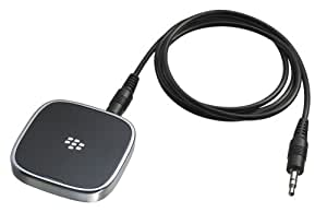 BlackBerry Remote Stereo Bluetooth Gateway for BlackBerry 8100, 8110, 8120, 8130, 8300, 8310, 8320, 8330, 8800, 8820, 8830, 9000 (Black)