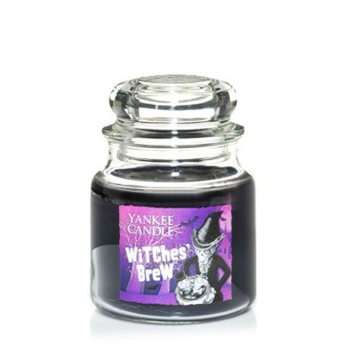 Yankee Candles Jar Candle (Medium) (Witches Brew)
