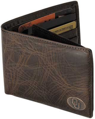 Fossil Mens NCAA Wallet - Oklahoma - Roster Traveler (Color: Brown) - Buy Fossil Mens NCAA Wallet - Oklahoma - Roster Traveler (Color: Brown) - Purchase Fossil Mens NCAA Wallet - Oklahoma - Roster Traveler (Color: Brown) (Fossil, Fossil Accessories, Fossil Mens Accessories, Apparel, Departments, Accessories, Men's Accessories)
