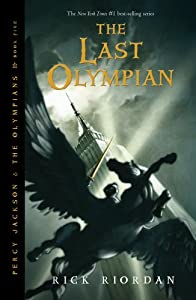"Cover of ""The Last Olympian (Percy Jackso..."