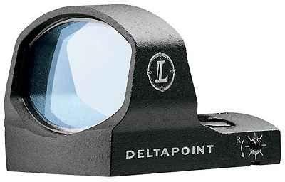 Leupold Deltapoint Reflex Sight (All Mounts) 7.5 Moa Delta