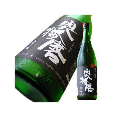 下村酒造店(兵庫)奥播磨 純米吟醸 超辛黒ラベル 1800ml
