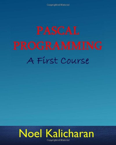 Pascal Programming