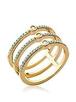 BALI Jewelry Anillo (metal bañado en oro 18 ct)