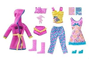 Barbie Clothes Night Looks - Sleepwear Fashions