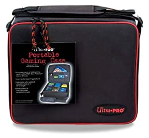 Ultra Pro Zippered, Portable Gaming Case with Corrugated Insert (81127-2) Great for Storing Your Decks! at Sears.com
