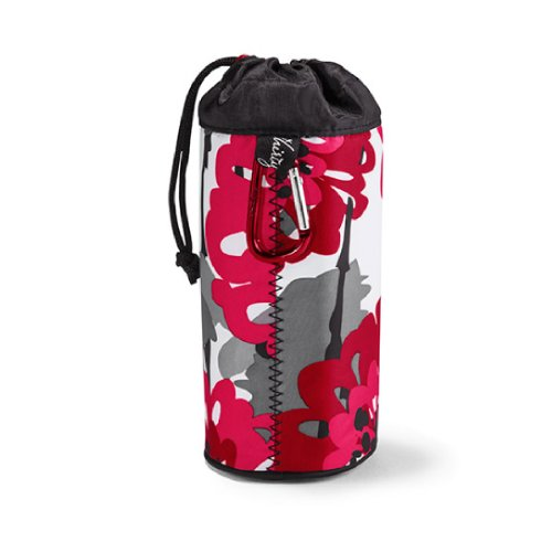 Thirty One Bring-A-Bottle Thermal In Bold Bloom - No Monogram - 4186 front-47537