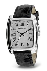 Collezione Square Face Watch [T09-2049-S]