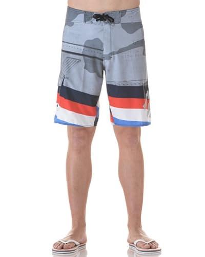 Billabong Shorts da Bagno Blackhawk [Grigio Salvia]