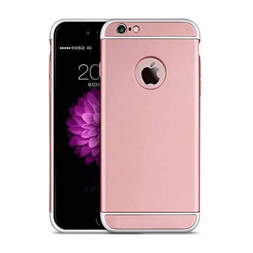 iphone-6-case-case-buddy-tm-rose-gold-ultra-slim-matte-complete-protection-case-and-screen-protector