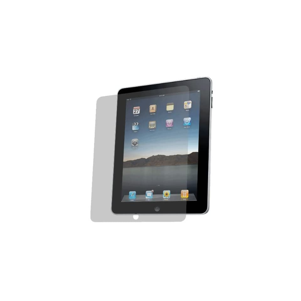 JacobsParts® Anti Glare LCD Screen Protector for Apple iPad 2