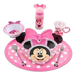 Minnie Mouse Meal Time Magic Collection (5 Pcs)