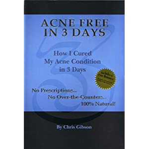 acne free in 3 days