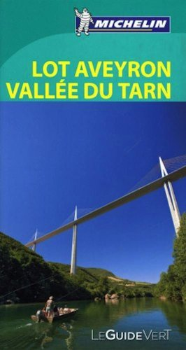 Michelin Green Sightseeing Travel Guide to Perigord Quercy (France) French Language Edition (French Edition)