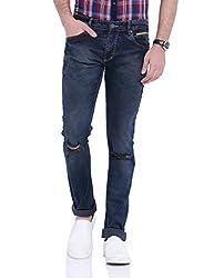 Bandit Navy Blue Slim fit Jeans