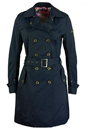 frieda-freddies-damen-klassischer-trenchcoat-in-marine-grosse34farbemarine-blau