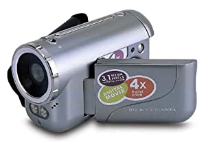Générique Caméscope DVX4 3.1 Méga Interpolé' soit 1.2 Mega Réel avec écran 1.5 pouces