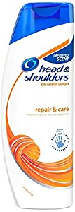 Head & Shoulders Repair and Care Shampoo 500 ml (Pack of 3)