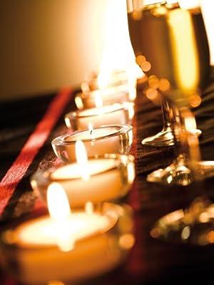 Ivyline S0355020000 39 x 22 mm Tealights, Bag of 50 from Ivyline