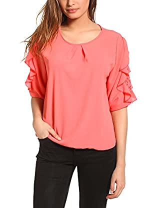 FRENCH CODE Top Cesar (Coral)