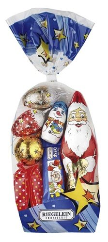 Riegelein Assorted Christmas Chocolates in Bag ( 250 g ) (Chocolate Christmas Tree compare prices)