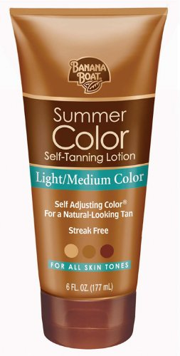 Self tanner that doesn t smell bad