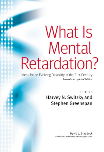mental retardation and american teenager Patterns of leisure participation among adolescents with a about their teenager with with mild mental retardation', american journal on.