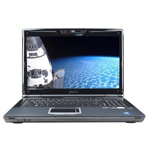 Asus Core 2 Duo P8700 Gaming Notebook G60VX