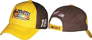 Buy Checkered Flag Kyle Busch #18 Adjustable Fan Up Hat by Checkered Flag