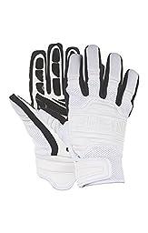 neff Men\'s Rover Glove, White, Large