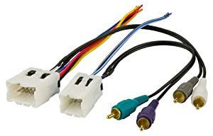 amazon.com: bose stereo wire harness nissan maxima 2000 ... 2001 nissan maxima stereo wiring