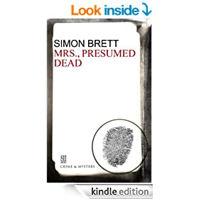Mrs., Presumed Dead (A Mrs Pargeter Mystery)