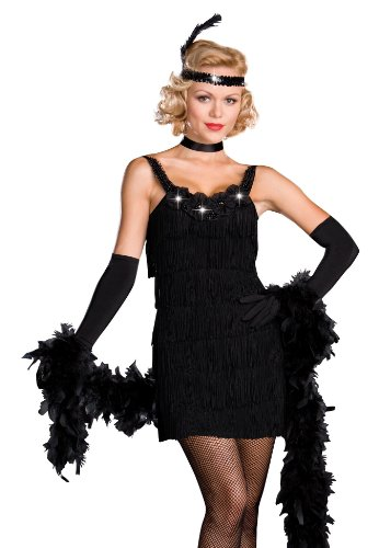 Dreamgirl Women's Sexy Flapper Costume All That Jazz