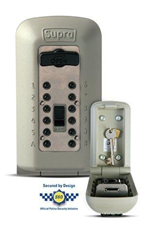 Coffret à clés mural avec combinanison - sécurisé et certifié par la police