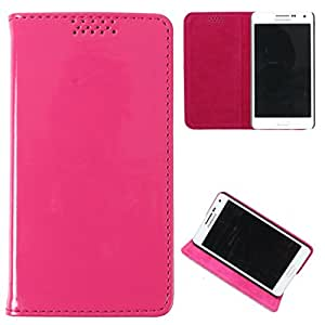 DooDa PU Leather Flip Case Cover For Micromax Canvas Viva A72