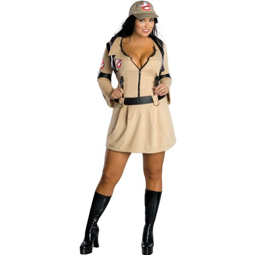 Rubies Costumes Womens Ghostbuster Adult Costume