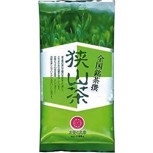 お茶の丸幸 銘茶撰 狭山茶#600 100g