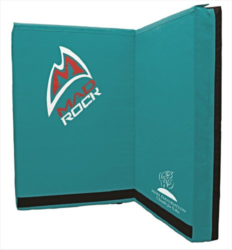 Mad Rock Hera Crash Pad - Blue