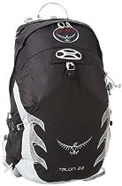 Osprey Packs Talon 22 Backpack, Onyx Black, Medium/Large