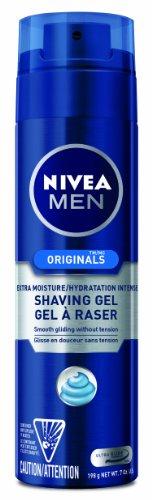 Nivea For Men Skin Essentials Shaving Gel Moisturizing 198g