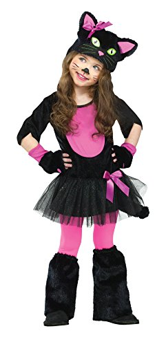 Miss Kitty Toddler Costume Size:Small (24mos-2T)