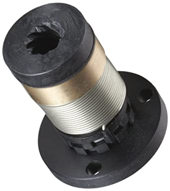 "Kerk Motion Acetal Heavy Duty Anti-Backlash Nut  1/2"" Screw Diameter, 150 lb Load, 849% Efficient 2.3"" Long"