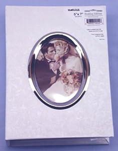 White 5x7 Photo Wedding Albums