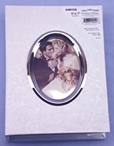 White 5x7 Photo Wedding Albums