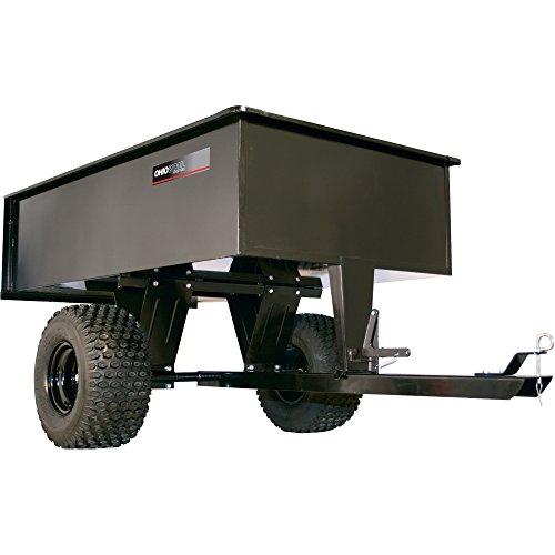 Ohio Steel 3460HATV Pro Welded Heavy Duty ATV Cart, 20 cu. ft. (Ohio Steel Dump Cart compare prices)
