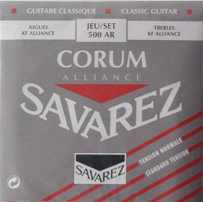 Savarez S.A. Savarez Corum Alliance 500AR Red